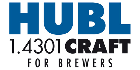 Logo Hubl for Brewers